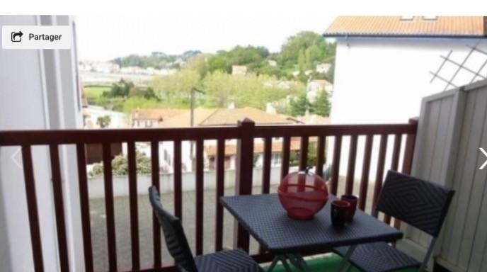 balcon vue baie